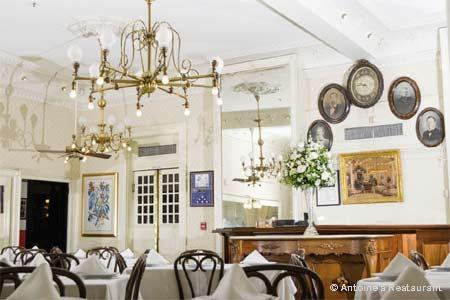 Antoine's Restaurant, New Orleans, LA