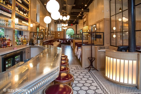 Aquitaine has re-opened with a fresh look