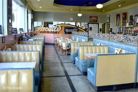 The Arcade, Memphis, TN