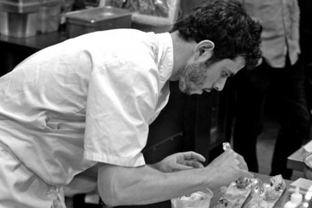Chef Ari Taymor presents Alma at The Standard through May 2016