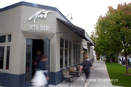 Art's Table has opened in Santa Monica