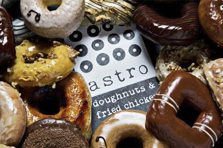 Astro Doughnuts & Fried Chicken will open a second Los Angeles area location in Santa Monica