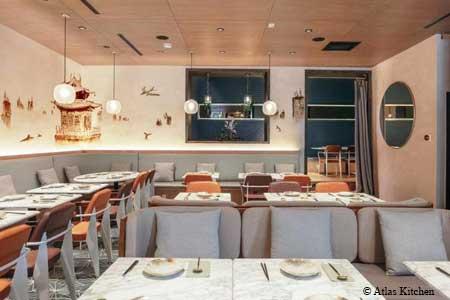 Atlas Kitchen, New York, NY