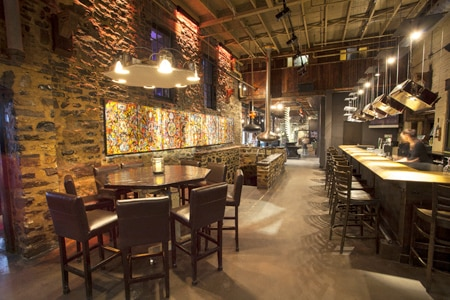 Montreal's Old Town atmosphere and regional French cuisine.