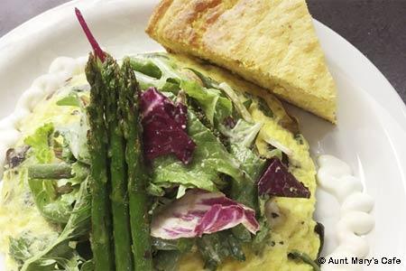 Aunt Mary's Cafe, one of GAYOT's Best Brunch Restaurants in Oakland & Berkeley