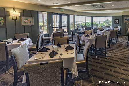 Austen's at the Pierpont Inn , Ventura, CA