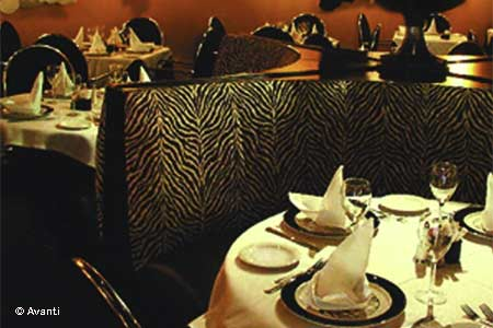 This longtime Valley restaurant offers good Northern Italian-continental food and professional service.