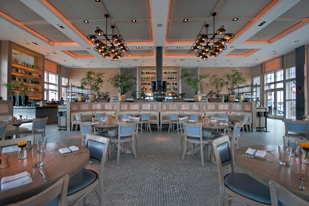 Avenue's cuisine offers oceans of flavor, while the setting showcases views of the Atlantic.