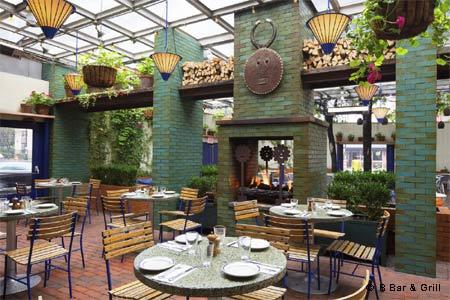 B Bar & Grill, New York, NY