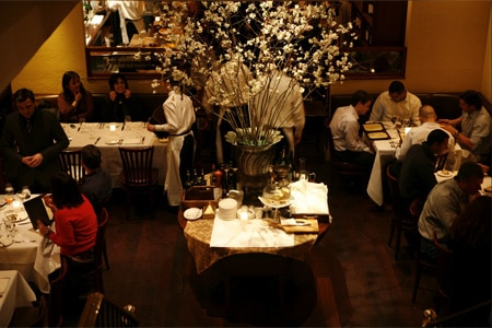Dining Room at Babbo, New York, NY