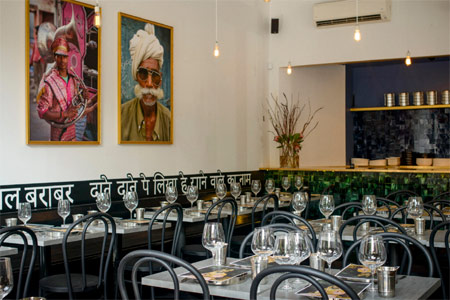 THIS RESTAURANT HAS CHANGED LOCATIONS Babu Ji, New York, NY