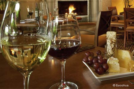 Bacchus Restaurant & Wine Bar, Rohnert Park, CA
