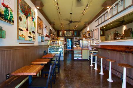 Back to Eden Bakery, Portland, OR