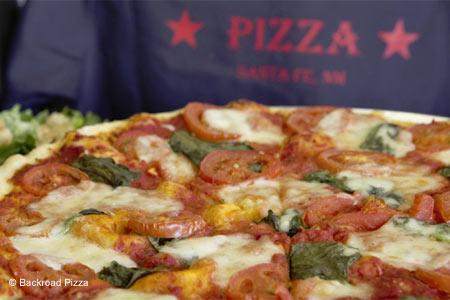 Backroad Pizza, Santa Fe, NM