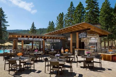 The Backyard Bar & BBQ, Truckee, CA