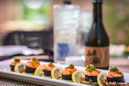 Baiku Sushi Lounge, St. Louis, MO