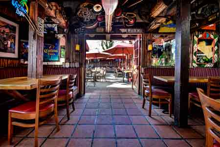 So Venice Beach, since 1976... serving Mexican cuisine in an old-timey, warm and relaxed ambiance.