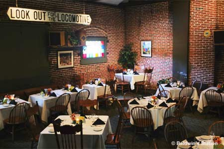 Baldwin's Station is one of the best restaurants for Easter brunch in the Baltimore area