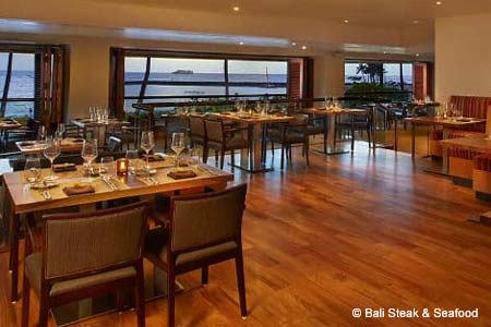 Dining Room at Bali Steak & Seafood, Honolulu, HI