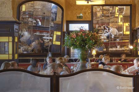 Balthazar Restaurant, London, UK