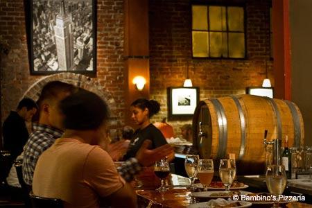 Bambino's Pizzeria, Seattle, WA