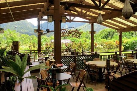 Bar-Acuda, Hanalei, HI