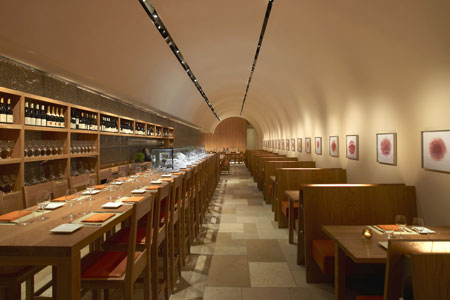 Dining Room at Bar Boulud, New York, NY