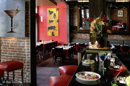 Bar Celona, Pasadena, CA
