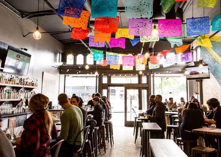 Bar San Pancho, San Francisco, CA
