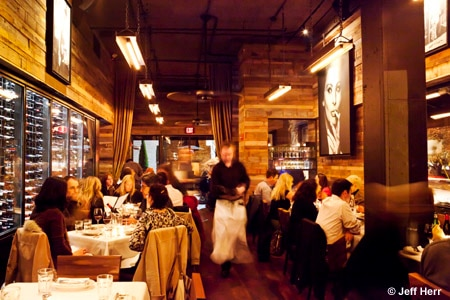 The pairing of fine Spanish wines and tapas inspires the popular Barcelona Wine Bar in Atlanta.