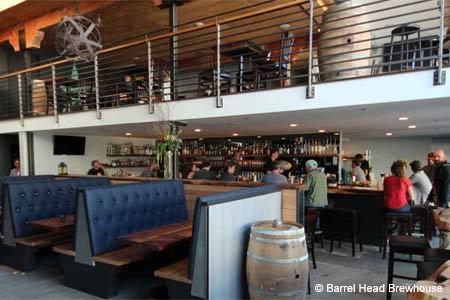 Barrel Head Brewhouse, San Francisco, CA