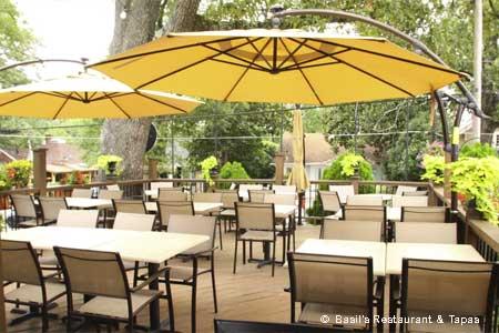 Basil's Restaurant & Tapas, Atlanta, GA