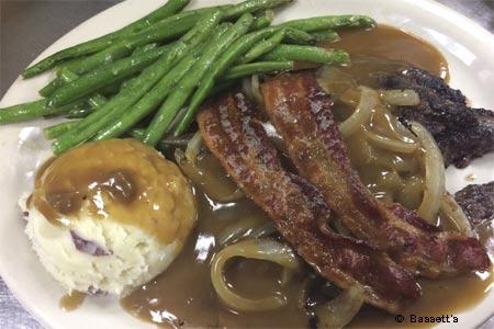 Bassett's Fine Food & Spirits, Poolesville, MD