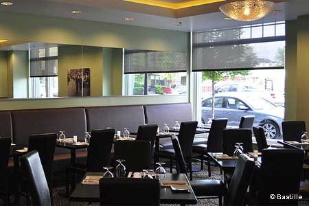 Elegant French cuisine and courteous, punctual service at this Old Town Alexandria restaurant.