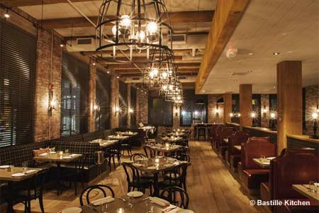 Bastille Kitchen, one of GAYOT's Top 10 French Restaurants in Boston