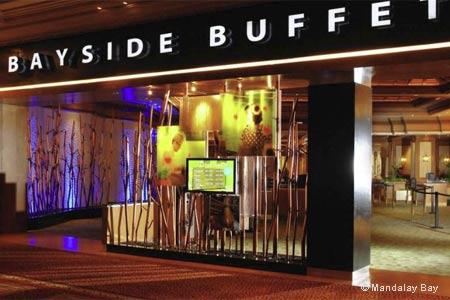 Dining Room at Bayside Buffet, Las Vegas, NV