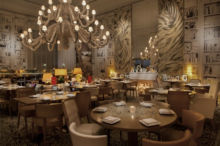Dining Room at The Bazaar by José Andrés, Miami Beach, FL