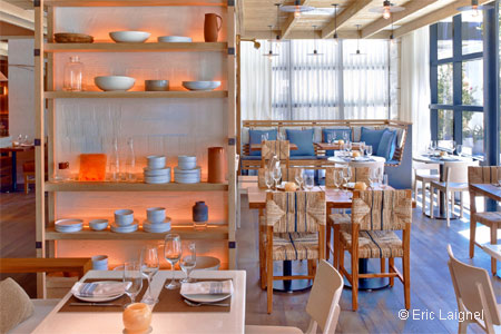Dining Room at Beachcraft, Miami Beach, FL