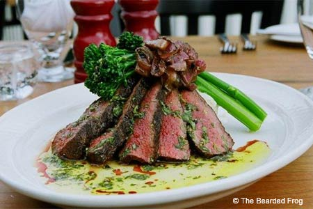 Shelburne's beloved bistro brings charm to rustic dishes like venison