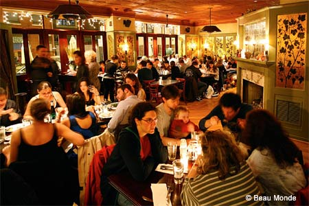 Beau Monde is one of the Top 10 French Restaurants in Philadelphia