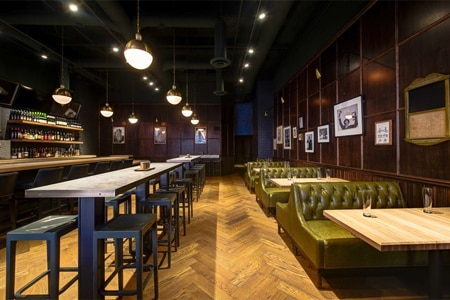 Beelman's Pub has opened in Downtown L.A.