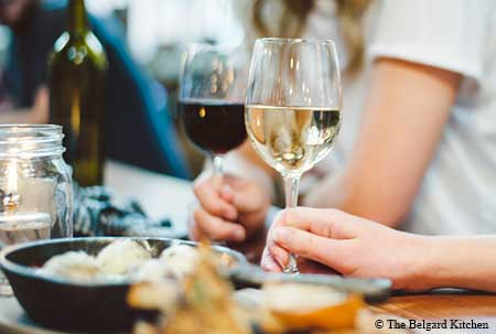 Hip, rustic Railtown wine bar with dozens of wines on tap, and a casual in-house restaurant.