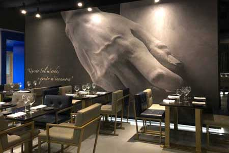 Popular chef brings modern Italian fare inspired by old-world fine dining to Newport Beach.