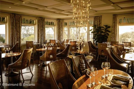The Dining Room at Belmond El Encanto