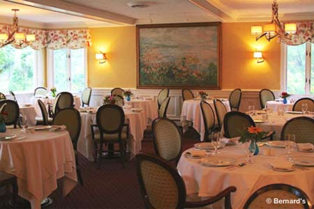 Provençal-accented cuisine and refinement, without pretense, put this restaurant and wine bar at the top of its game.