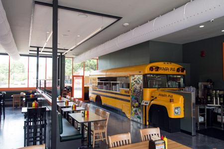 Bernie's Burger Bus, Houston, TX