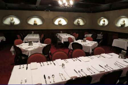 Bern's Steak House has one of the best wine lists in Tampa Bay
