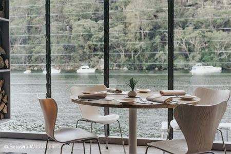 Berowra Waters Inn, Sydney, australia