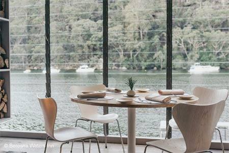Berowra Waters Inn, Sydney, australia