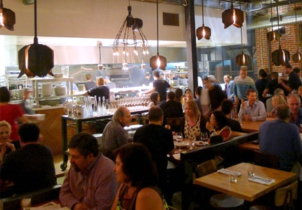 Bestia is temporarily closed due to a kitchen fire
